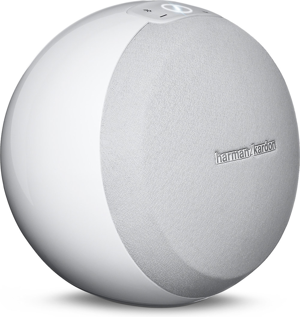 harman kardon white. harman kardon omni 10 (white) compact wireless powered speaker at crutchfield.com white o