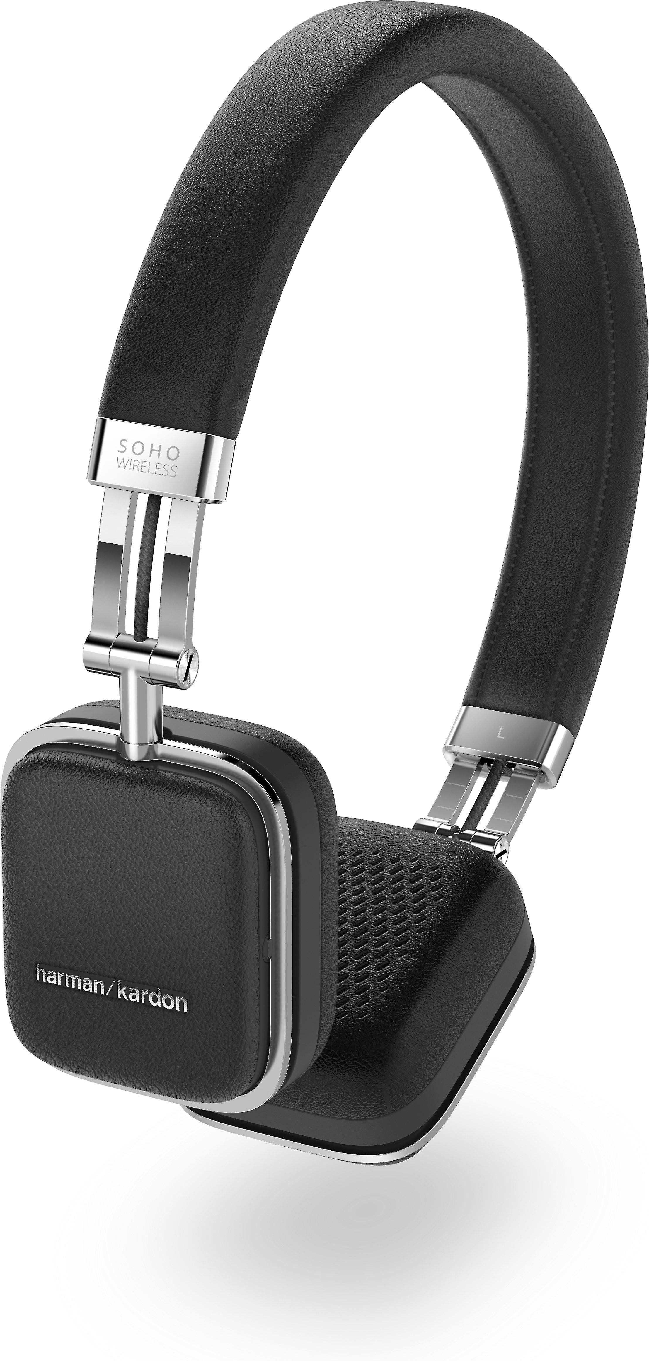 789ceb530cb Harman Kardon Soho Wireless On-ear headphones with Bluetooth® at Crutchfield