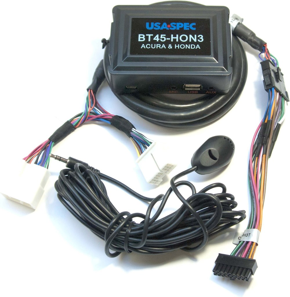 USA Spec BT45-HON3 Add Bluetooth® Functionality To Select