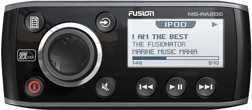 x917RA205 F fusion ms ra205 marine digital media receiver (does not play cds  at bayanpartner.co