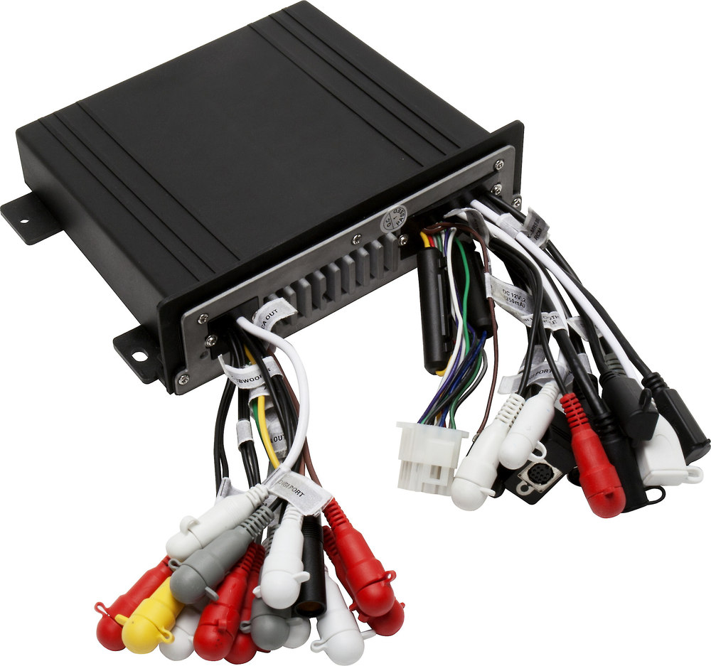 Rockford Fosgate RFX6000-SX Hideaway marine digital media receiver ...