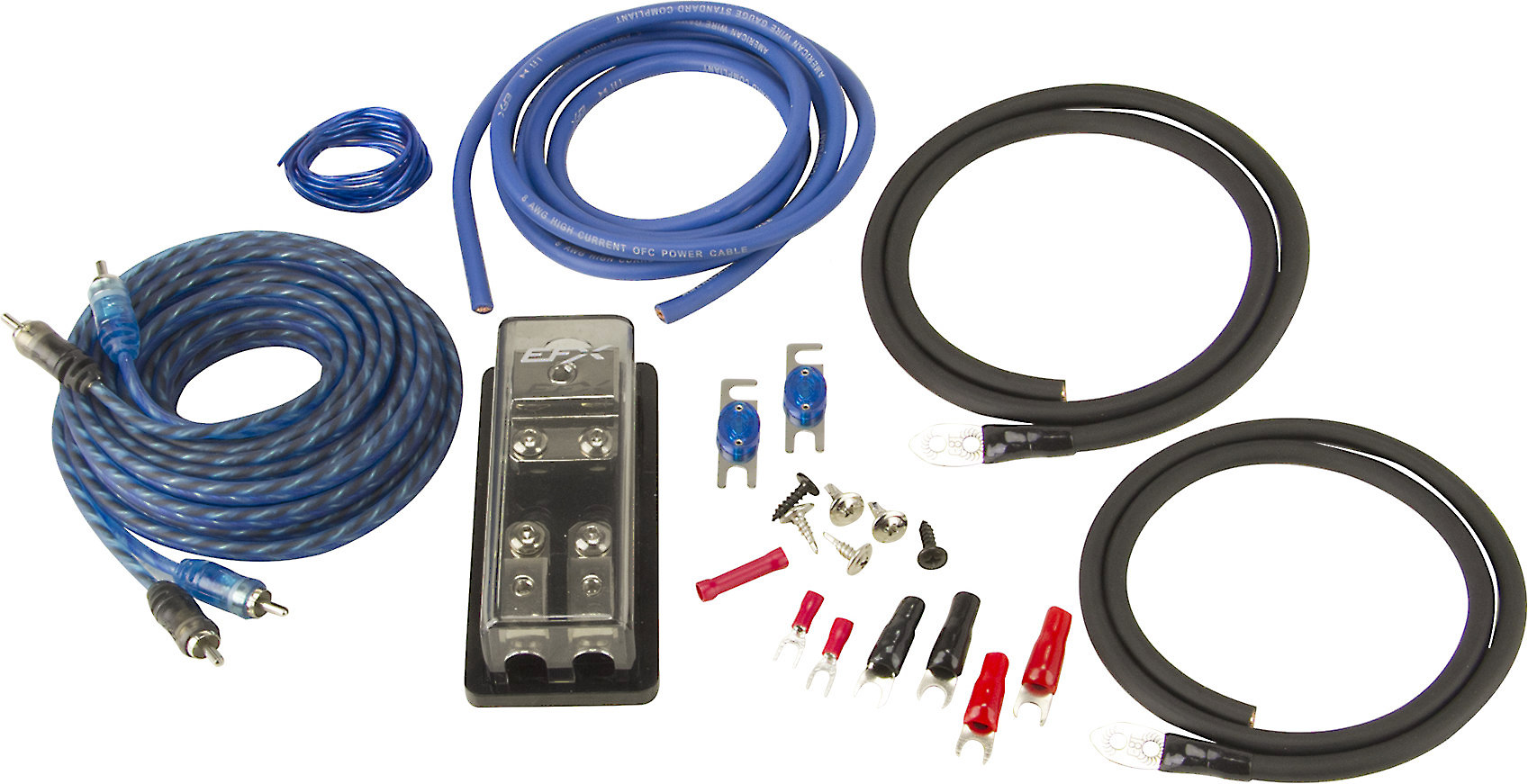 Wondrous 8 Gauge Amp Kits Crutchfield Wiring Digital Resources Almabapapkbiperorg