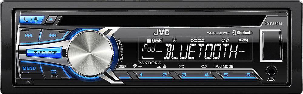 jvc kd r850bt cd receiver at crutchfield com rh crutchfield com JVC Wiring Harness JVC KD R320 Wiring Diagram Model