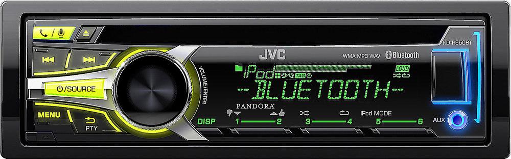 jvc kd r950bt cd receiver at crutchfield com