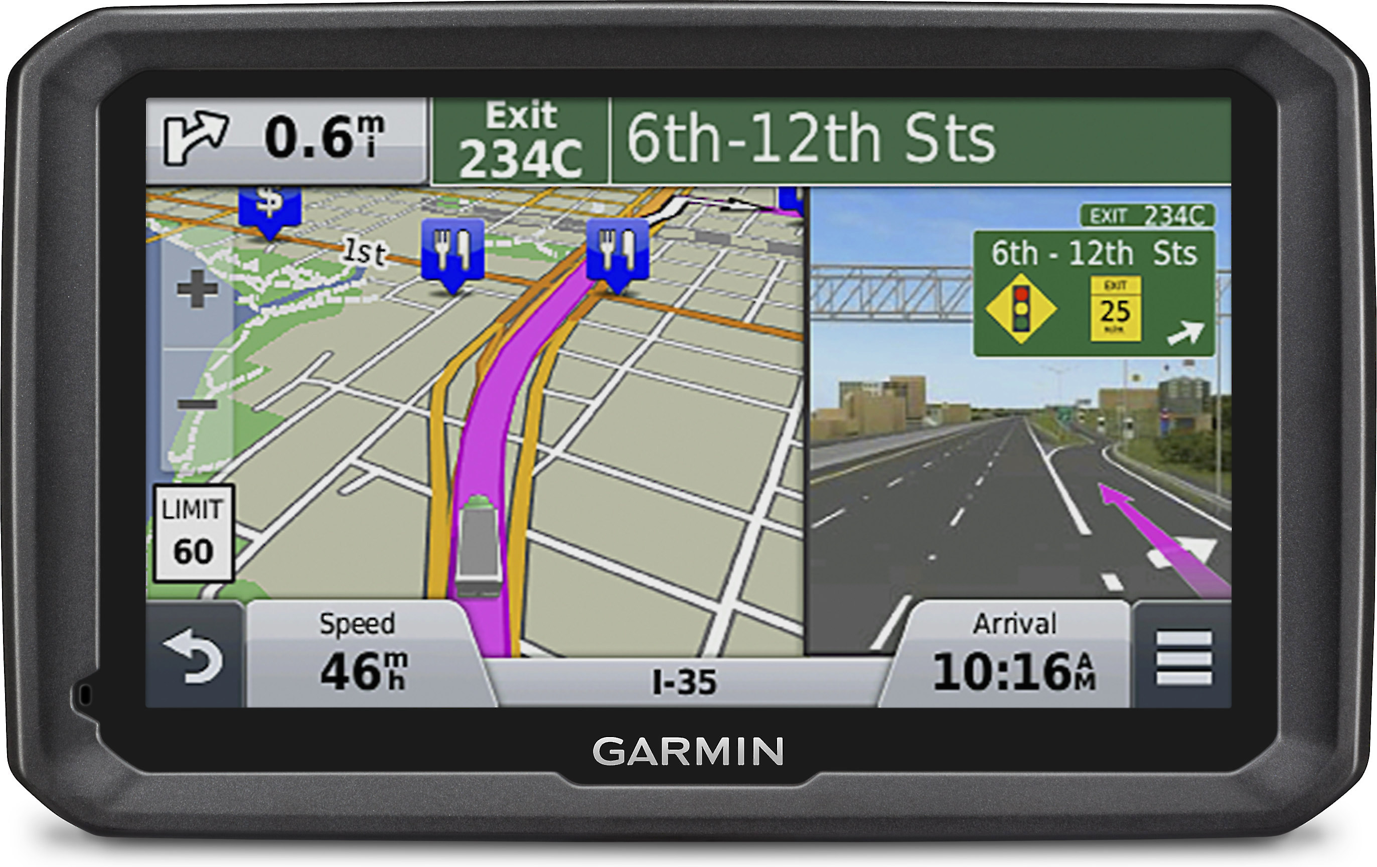 A Convenient Way To Download Garmin Maps For Free >> Garmin Dezl 570lmt