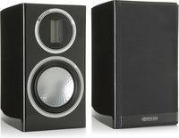 Monitor Audio Gold 50 Piano Black pr  2-way bookshelf spe...