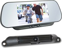 Boyo VTC464RB Wireless  Back-up Camera with Clip-on Mirror