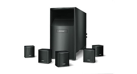 Bose® Acoustimass® 6 Series V home theater speaker system