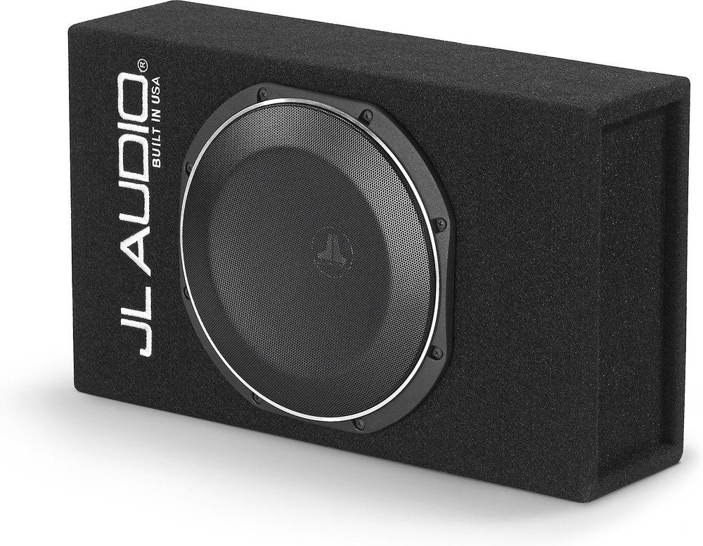 jl audio acp108lg w3v3 microsub 250 watt 8 powered subwoofer at rh crutchfield com