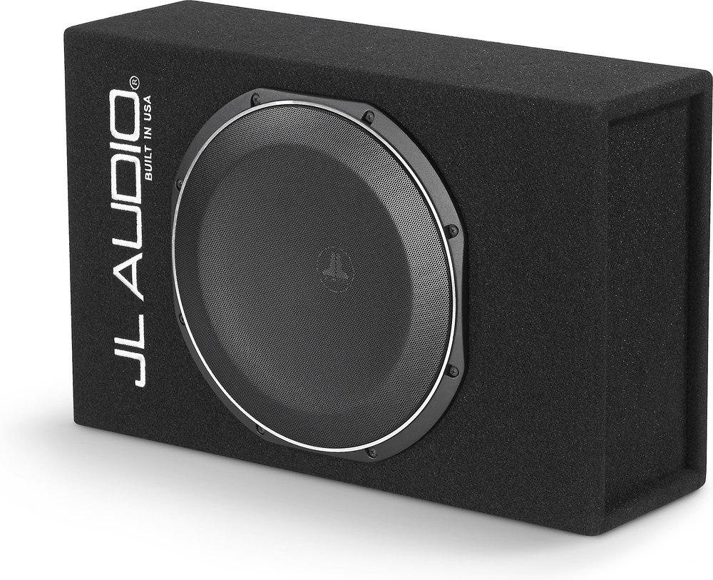 Jl Audio Acp112lg Tw1 Microsub Single 12 Powered Subwoofer Home Gt Car Amplifier Kit Amp Wiring Pyramid 8ga Acs112lg
