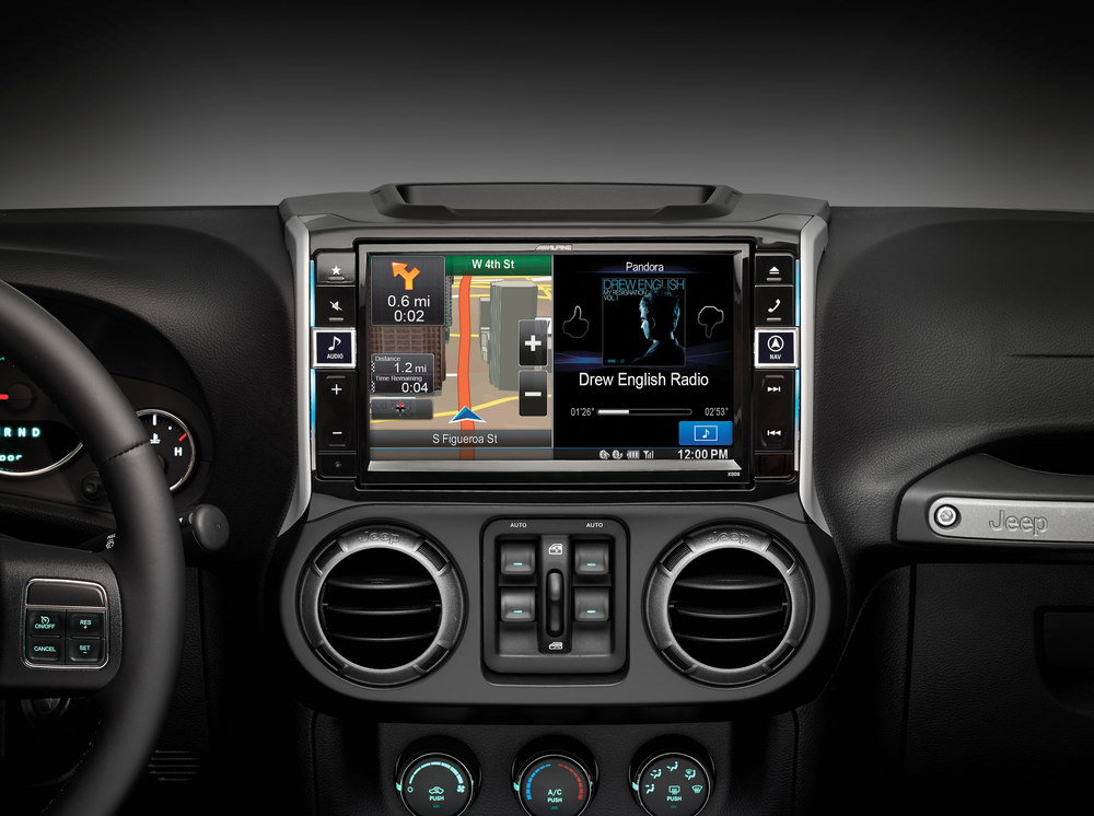 Best In Dash Car Stereo