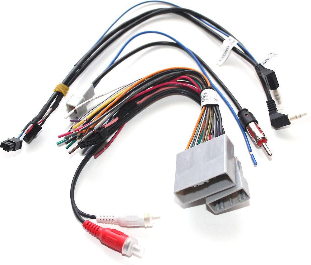 Crux SWRHN-62B Wiring Interface Allows you to connect a new car ...