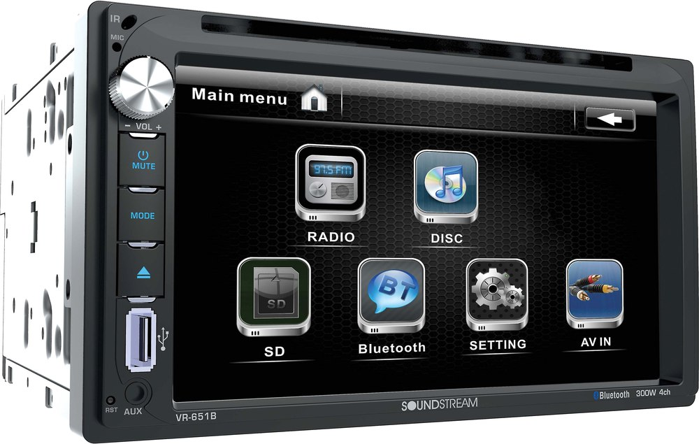 x530VR651B F soundstream vr 651b dvd receiver at crutchfield com soundstream vr-64h2b wiring diagram at reclaimingppi.co