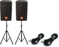JBL EON 612 Speaker Bundle JBL 612,Speaker Stnd,JBL Bags