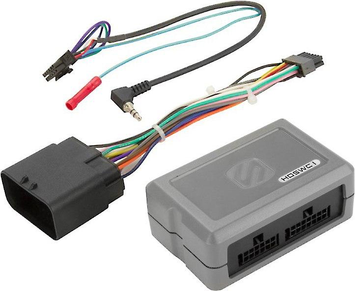 Scosche Hdswc1 Retain Handlebar Audio Controls With A