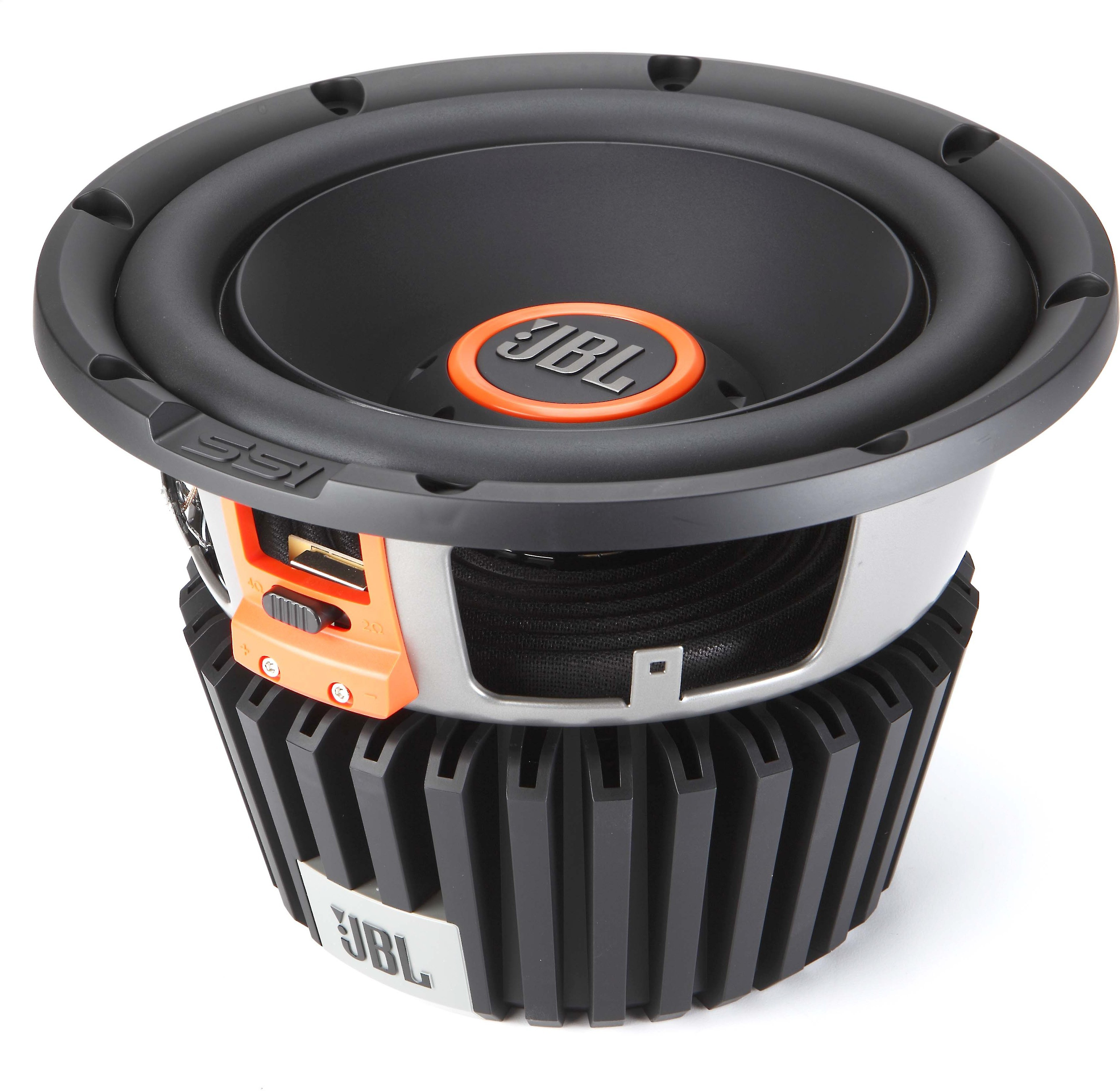 """JBL S3-1024 Series III 1350 Watts 10/"""" Selectable 2 or 4 Ohm Impedance Subwoofer"""