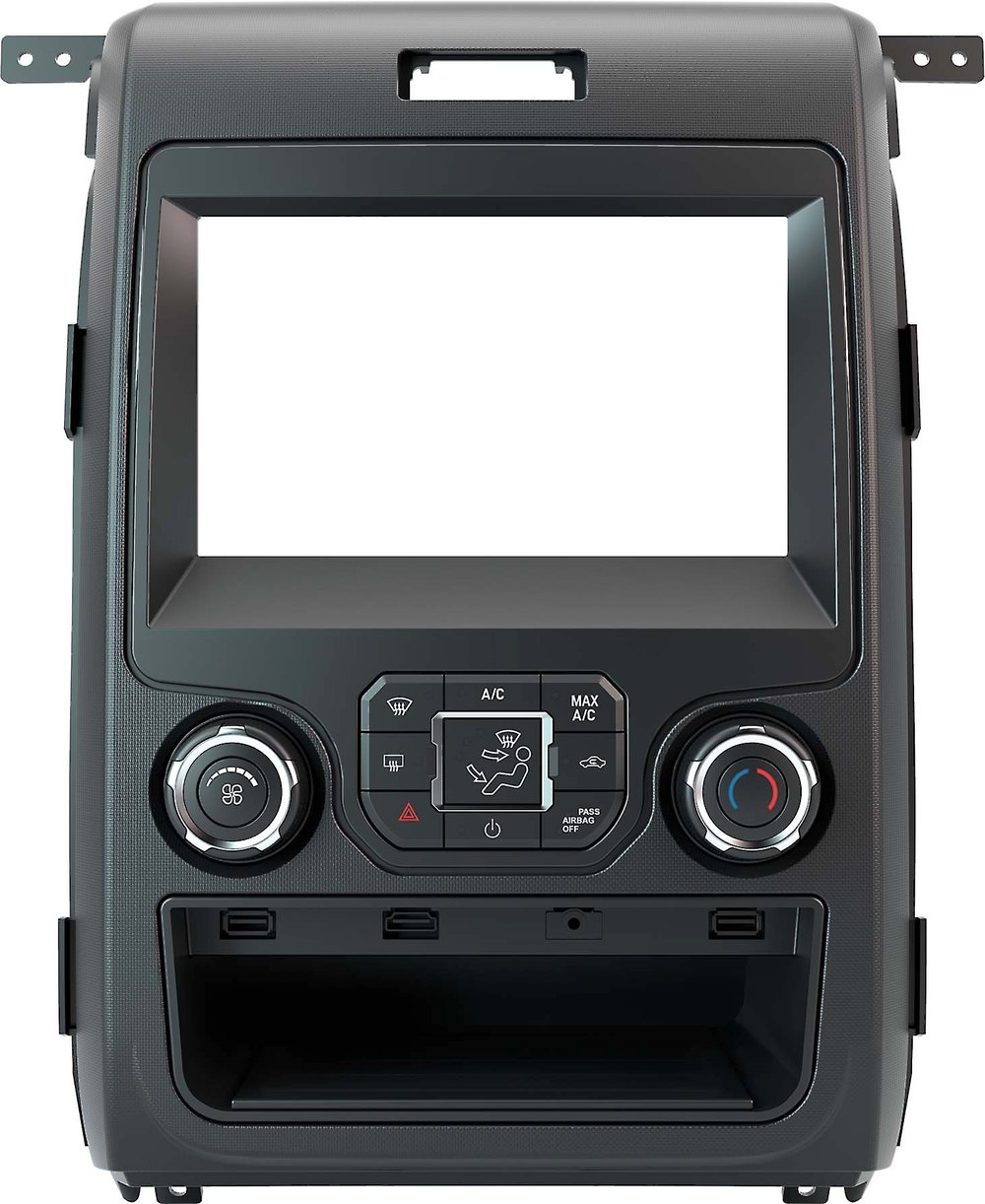x794K150 F idatalink k150 dash kit install a new car stereo in select 2013 14 Dash Kit for F150 at crackthecode.co