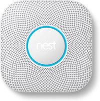 Nest Protect Wired (White) 2nd Gen  Smoke & Carbon Monoxi...