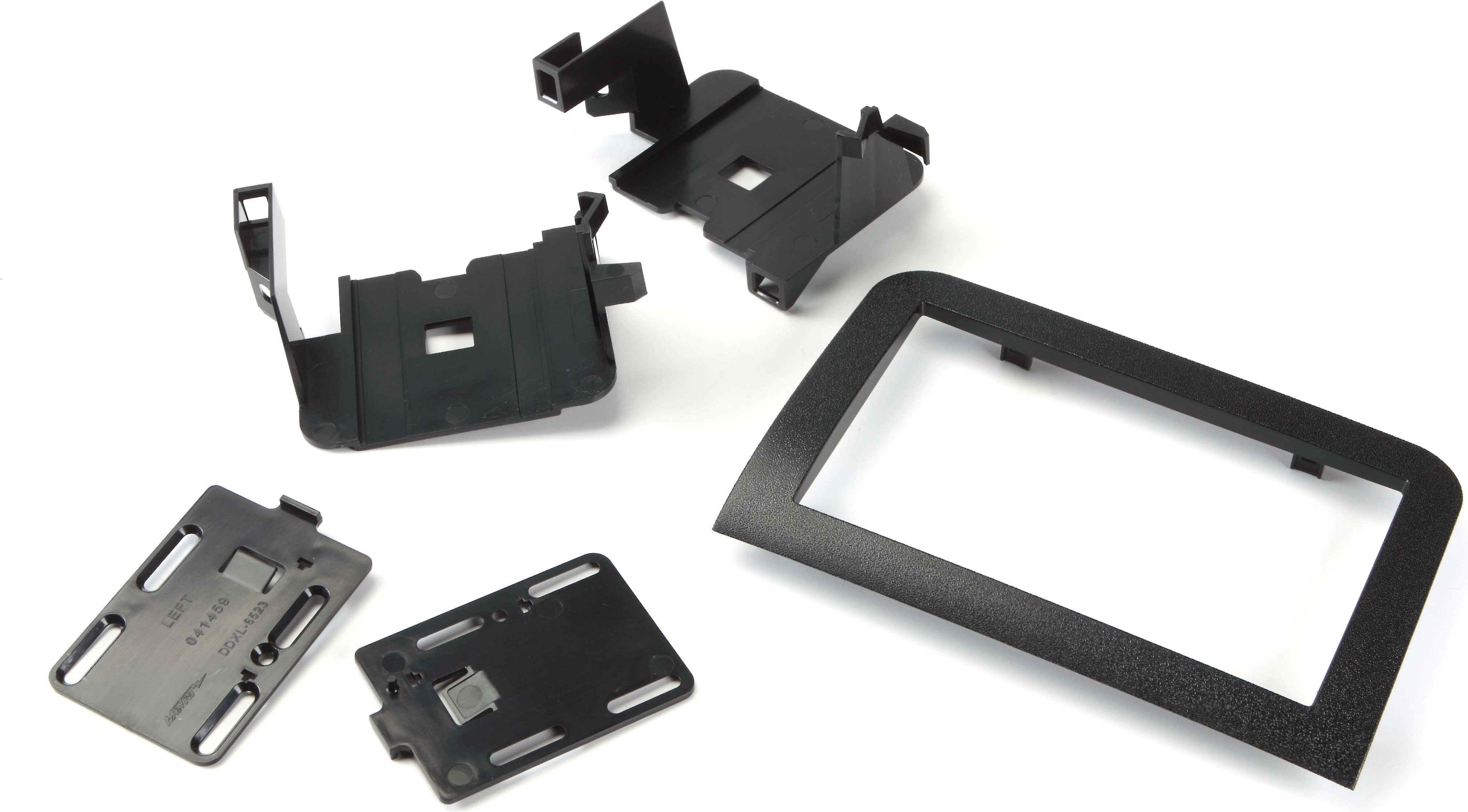 Metra 95-6523 Double DIN Stereo Installation Dash Kit for 2014-up Ram Promaster