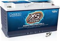XS Power D4900 12v Bat Max  4000A Group 49, CA: 1075 Ah: ...