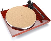 PRO-JECT 1Xpression Carbon Classic  turntable, mahogany