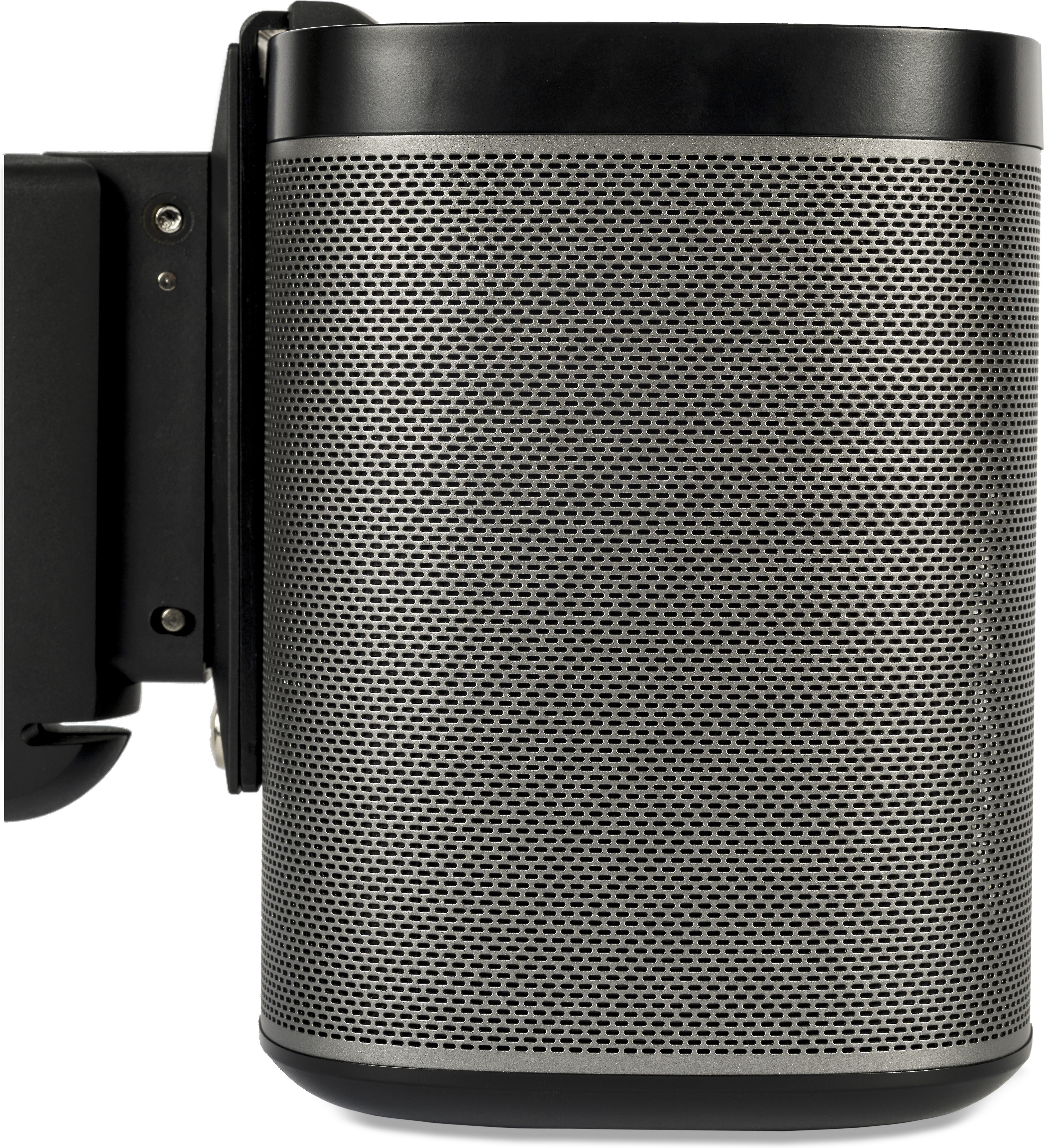 Each Flexson Wall Mount for Sonos PLAY:1 with Mounting Hardware Black