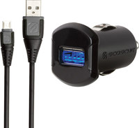 Scosche Industries MUSBC121T  12W USB Charger with Micro ...