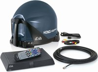 DISH VQ4510 Tailgater  Portable DISH Antenna and receiver
