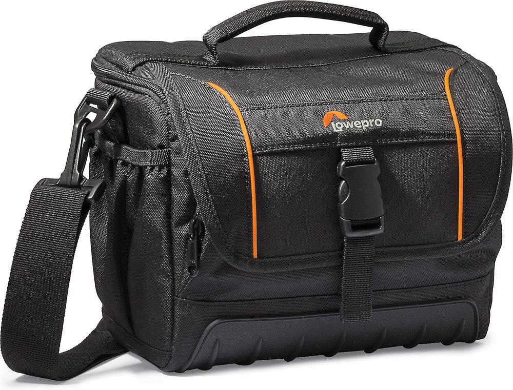 Lowepro Adventura Sh 160 Ii Protective Camera Case At Crutchfield Com