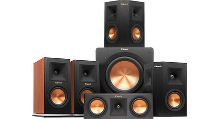 Klipsch RP-150 5.1 Home Theater Speaker System