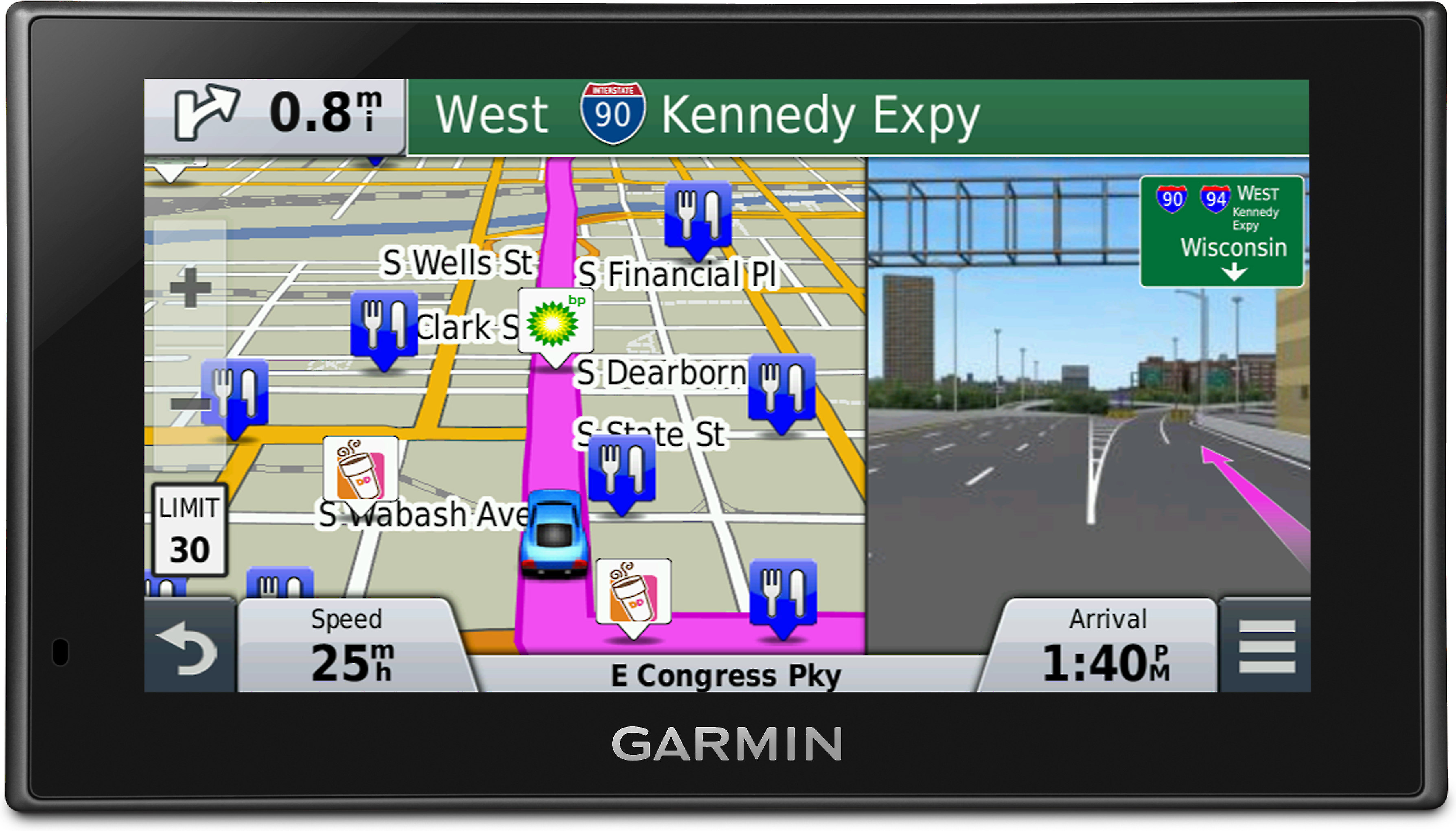 A Convenient Way To Download Garmin Maps For Free >> Garmin Nuvi 2699lmthd