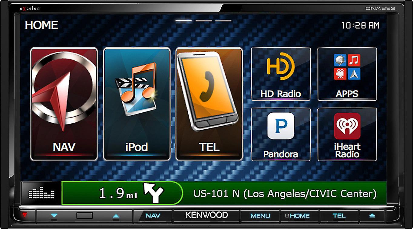 KENWOOD DNX772BH GPS NAVIGATION ANTENNA NEW A 1