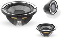 "Focal Utopia BE NO.7 Active 6-3/4"" 3-WAY Components W/O Crossovers"