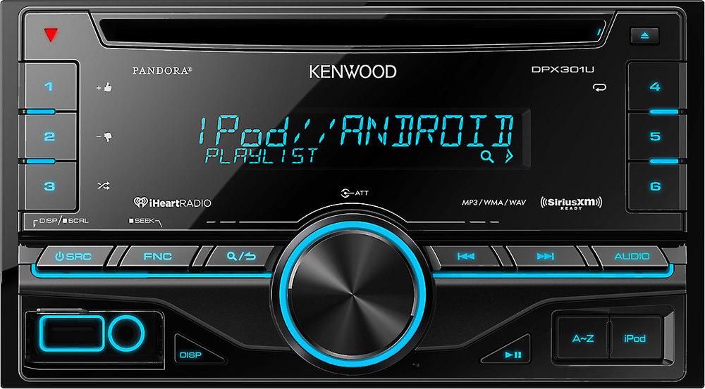 kenwood dpx301u cd receiver at crutchfield com rh crutchfield com Kenwood Speaker Wiring Harness Colors Kenwood KDC Mp342u Wiring Harness