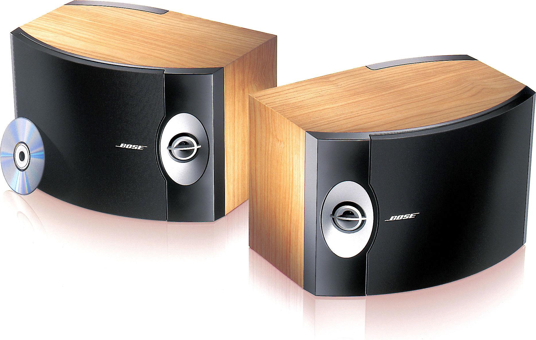 Bose® 301® Series V Direct/Reflecting® speaker system (Light cherry)