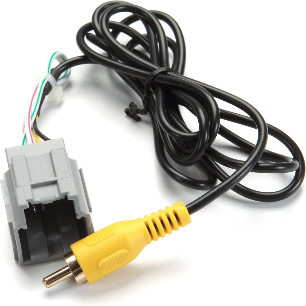 x120BUCAM3 F metra backupcam 3 camera adapter for gm vehicles allows you to gm backup camera wiring harness at webbmarketing.co