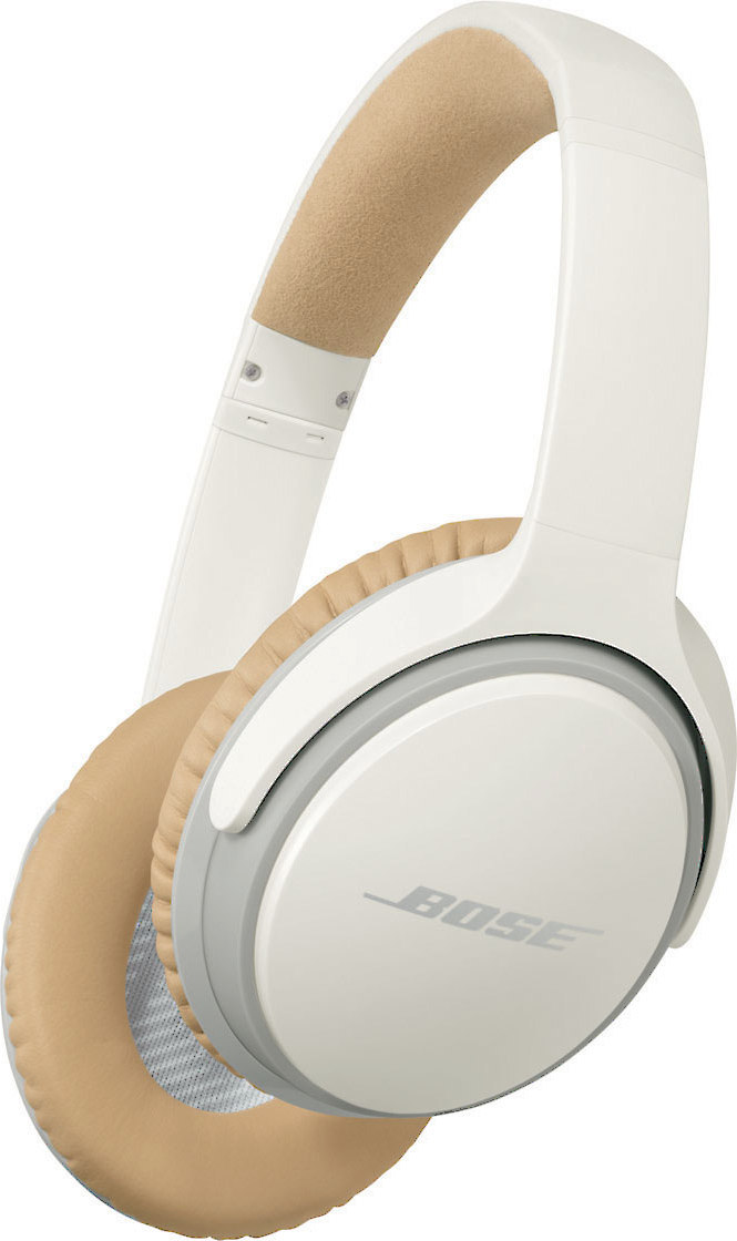 Bose Soundlink Around Ear Wireless Headphones Ii White At Crutchfield
