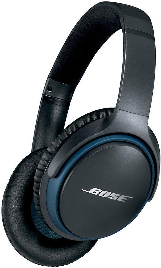 Bose® SoundLink® around-ear wireless headphones II (Black) at  Crutchfield.com 3da4ca5348253