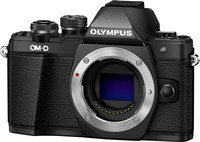 Olympus OM-D E-M10 Mark II Body Only- Black