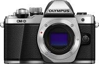 Olympus OM-D E-M10 Mark II Body Only- Silver