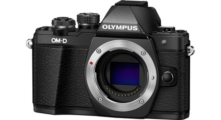 Olympus OM-D E-M10 Mark II (no lens included)