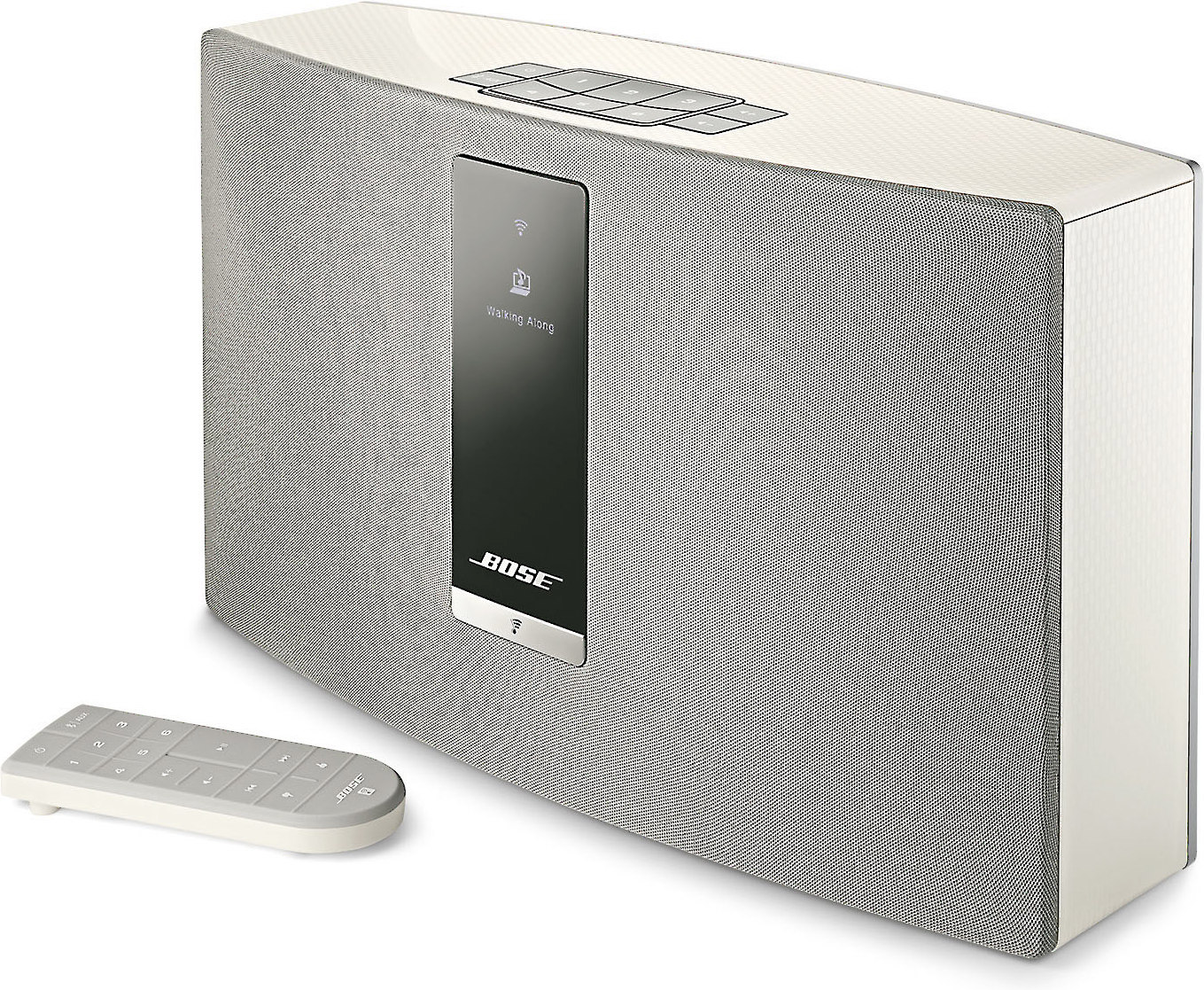 Black Bose SoundTouch 20 Series III Wireless Music System with Remote Control