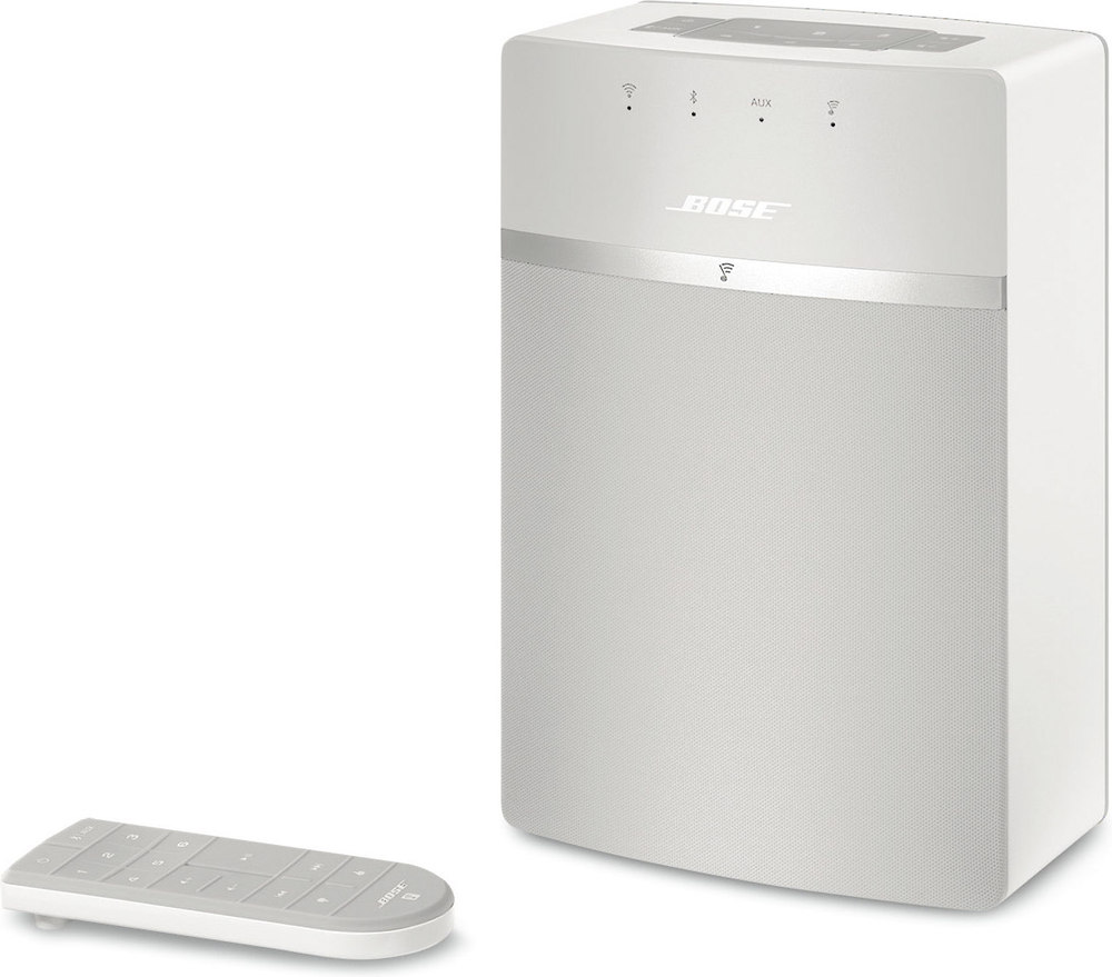 bose soundtouch 10 wireless speaker white at. Black Bedroom Furniture Sets. Home Design Ideas