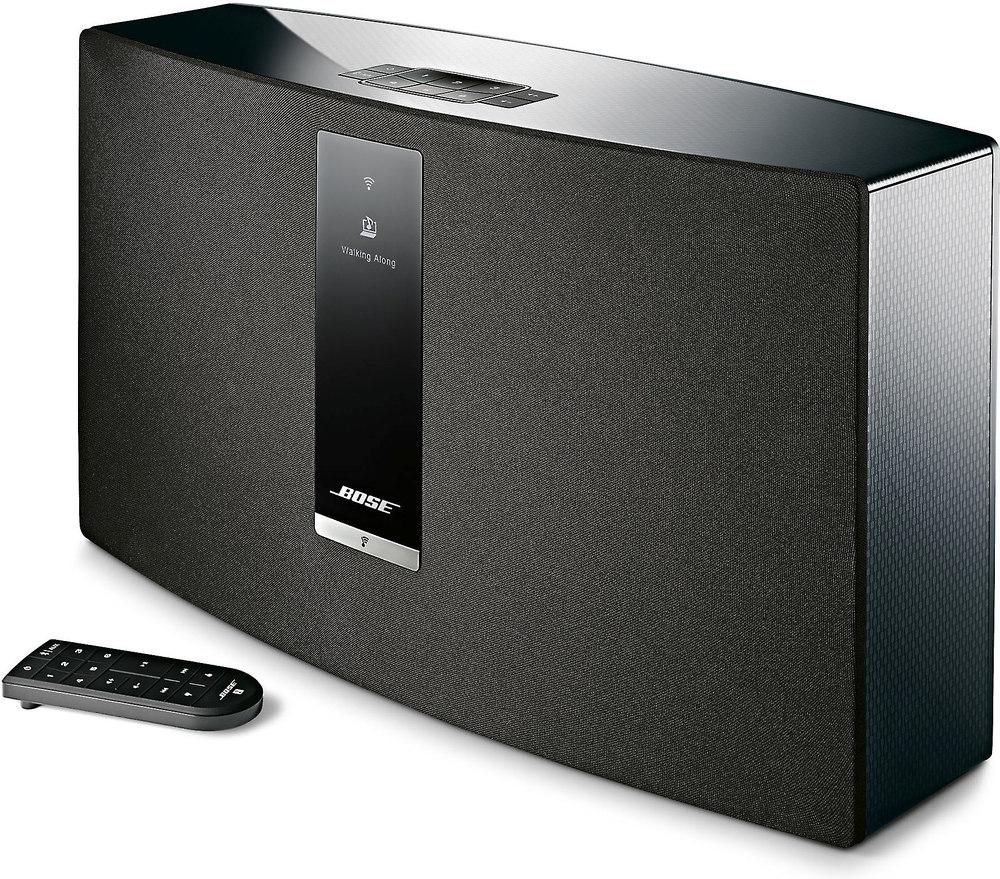 Bose Car Speakers >> Bose® SoundTouch® 30 Series III wireless speaker (Black) at Crutchfield.com