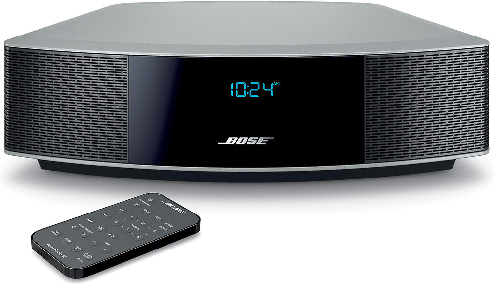 Bose Car Stereo >> Bose® Wave® radio IV at Crutchfield.com