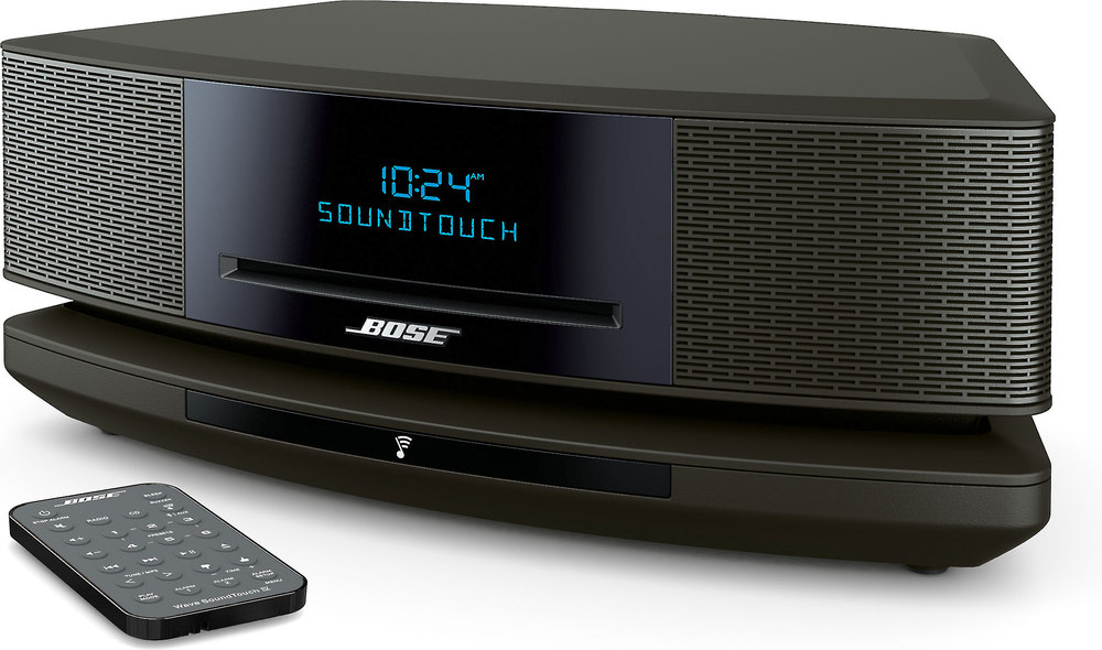 bose music system. bose® wave® soundtouch® wireless music system iv (espresso black) at crutchfield.com bose