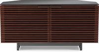 BDI Corridor 8175 Corner Media Cabinet in Chocolate Stain...