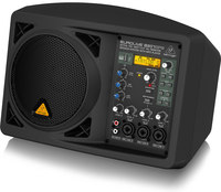 "Behringer B207MP3 6.5"" Powered PA/Monitor  150-Watt w/MP3"
