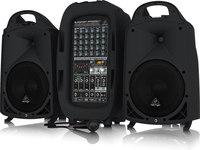 "Behringer PPA2000BT  8-CH Portable PA system  10"" speaker..."