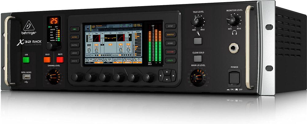 behringer x32 rack rack mount 16 channel digital mixer at rh crutchfield com behringer x32 rack user manual pdf behringer x32 rack manual